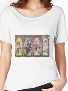 Yu-Gi-Oh! - Arc V Women's Relaxed Fit T-Shirt