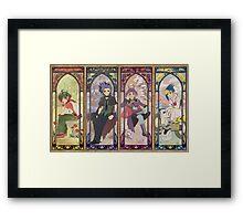 Yu-Gi-Oh! - Arc V Framed Print