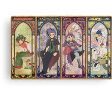 Yu-Gi-Oh! - Arc V Canvas Print