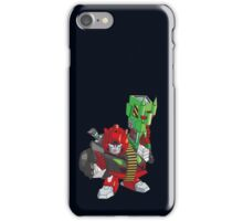 Gee Two Swipes! iPhone Case/Skin