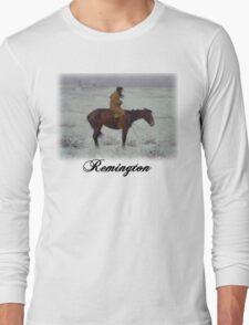Remington - Night Long Sleeve T-Shirt