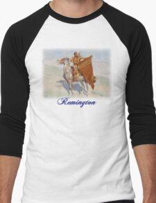 Remington - Blanket Signal Men's Baseball ¾ T-Shirt