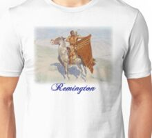 Remington - Blanket Signal Unisex T-Shirt