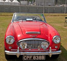 Austin Healey Sport 1964 2912cc by Keith Larby