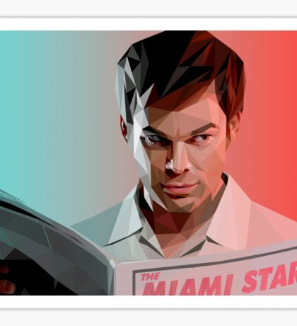 Dexter Morgan Sticker
