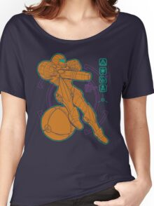 Anatomy of a Bounty Hunter Women's Relaxed Fit T-Shirt