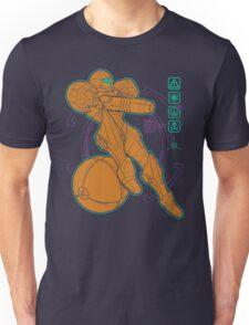 Anatomy of a Bounty Hunter Unisex T-Shirt