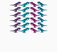 Colorful Dinosaur Pattern  Unisex T-Shirt