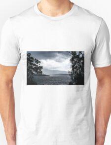 Storm on Wallaga Lake T-Shirt