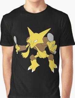 Alakazam Graphic T-Shirt