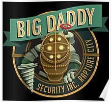 BigDaddy Security   Poster