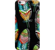 Feathers With A Spirit iPhone Case/Skin
