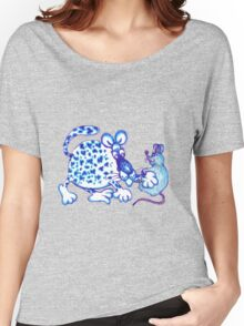 Playmates Women's Relaxed Fit T-Shirt