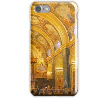 St. John's Co-Cathedral, Valletta iPhone Case/Skin