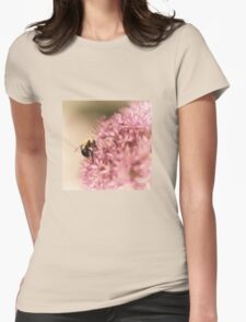 In The Pink Womens Fitted T-Shirt