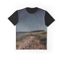 Sand and Stars Graphic T-Shirt