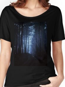 Dark forest Women's Relaxed Fit T-Shirt
