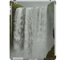 Skógafoss iPad Case/Skin