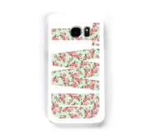 TWD Logo - Floral Samsung Galaxy Case/Skin
