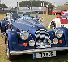 Morgan Tourer 1998  455cc by Keith Larby