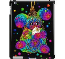 catching the easterbunny iPad Case/Skin