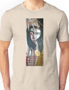 portrait of she Unisex T-Shirt