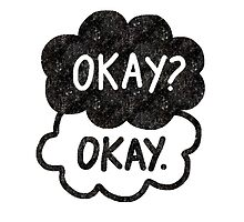 OKAY? OKAY THE FAULT IN OUR STARS SHIRT PULLOVER SWEATSHIRT HOODIE MALE FEMALE by madebydidi