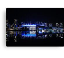 BC Place Stadium Canvas Print