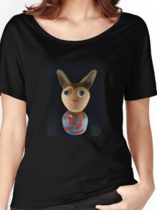 Carrot Bunny Women's Relaxed Fit T-Shirt