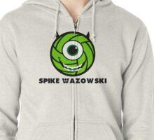 Spike Wazowski Zipped Hoodie