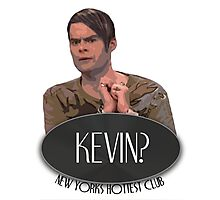 'Kevin?' - Stefon, Saturday Night Live Photographic Print