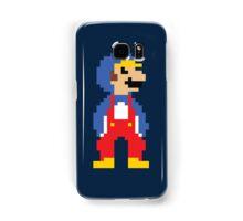 8bit Big Penguin Mario Samsung Galaxy Case/Skin