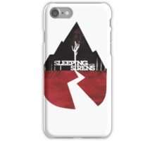 Sleeping with Sirens Merch iPhone Case/Skin