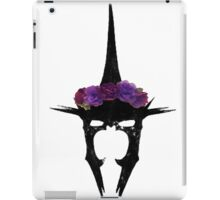 Witch King of the Summertime iPad Case/Skin