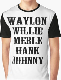 The Legend country Graphic T-Shirt
