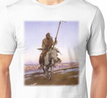 Charles Marion Russell – Cree Warrior Unisex T-Shirt