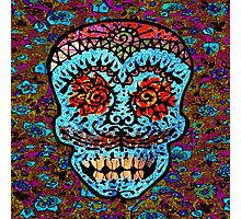 'Sweet Sugar Skull #3' Photographic Print