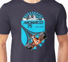 Monaco Grand Prix Poster Unisex T-Shirt