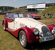 Morgan  Sport  Roadster 2006 2967cc by Keith Larby