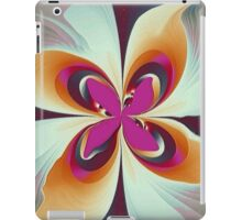 Mariposa En Flor iPad Case/Skin