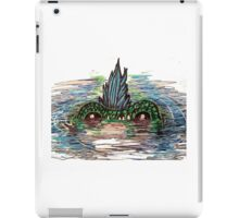 Terry is watching you! iPad Case/Skin