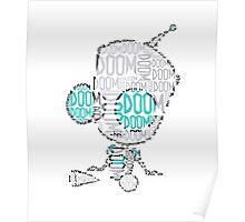 Gir - Doom Poster