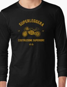 Construzione Superiore - Gold Long Sleeve T-Shirt
