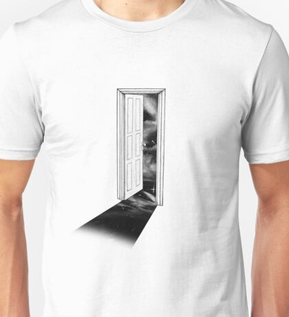 The Doorway to the Universe  Unisex T-Shirt