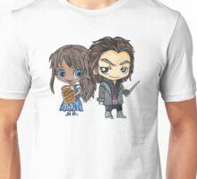 Rumbelle Manga Love Unisex T-Shirt