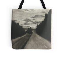 Road to Nowhere Tote Bag