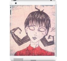 Willow Don't Starve iPad Case/Skin