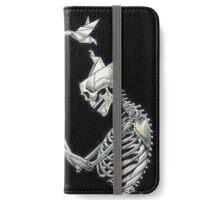 Creative Skeleton iPhone Wallet/Case/Skin