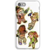 Ghost Bustin Squad Goals iPhone Case/Skin
