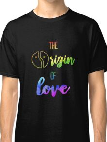 The Origin of Love | Hedwig and the Angry Inch Classic T-Shirt